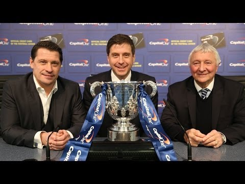 Capital One Cup Quiz with Tony Cottee and Mike Summerbee