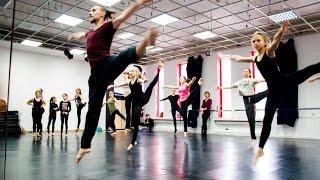 Kyiv сontemporary dance weekend - преподаватель Ярослав Кайнар - класс по модерн джазу
