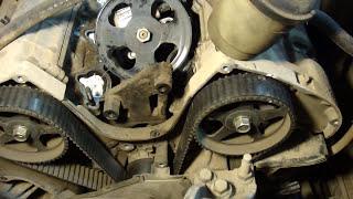 Замена маслосъемных колпачков  Hyundai Santa Fe 2.7