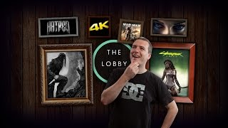 Cyberpunk 2077, Violence in Video Games, is 4K Worth it? - The Lobby [Full Episode]