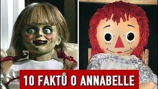 10 FAKTŮ O PROKLETÉ PANENCE ANNABELLE w/Ondra Vlček