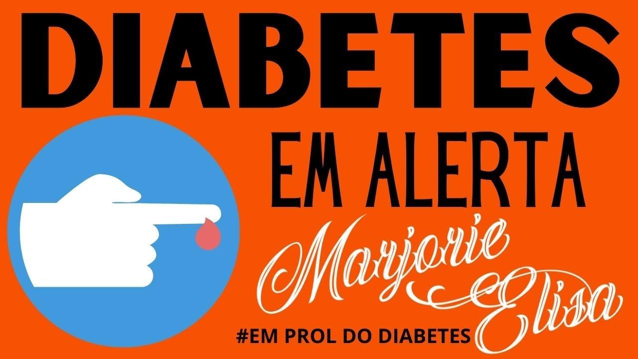 diabetes: EM ALERTA