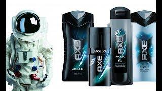 Axe Apollo Deodorant Body Spray Review (2013)