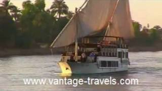 Nile Cruise Customer Comments egypt vantage travel international.avi Thumbnail
