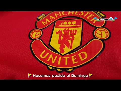 Manchester United en su version Adizero