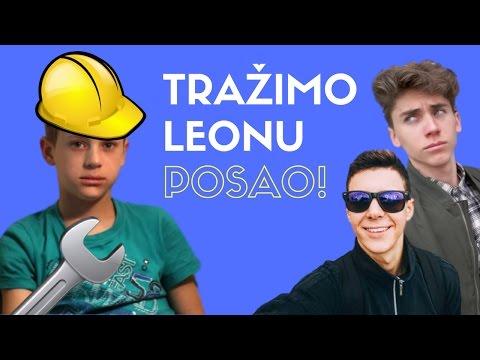 Tražimo Leonu najbolji posao! 👷🏻  | TheSikrt w/ LayZ