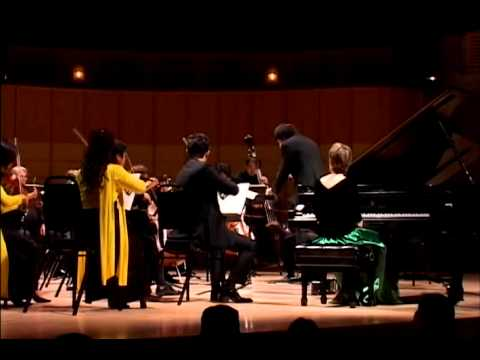 Jane Coop plays Mozart Piano Concerto in E Flat, K.449