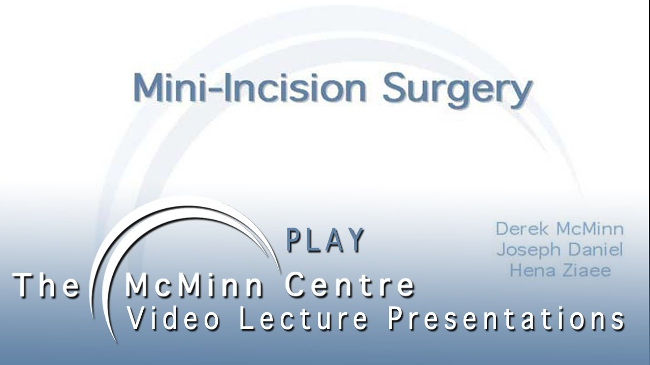 Mini Incision Birmingham Hip Resurfacing (BHR) Surgery ...