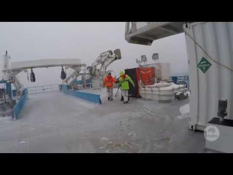 Treacherous Float Carrying Conditions CSIRO