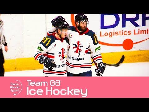 Golden Age Of British Ice Hockey? Inside Team GB Ice Hockey Ahead Of Worlds | Trans World Sport