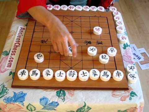 How to Play Chinese Chess - Xiangqi