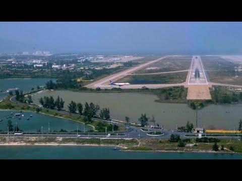 Авиаперелет из аэропорта Камрань (Вьетнам) в аэропорт Внуково (Москва)