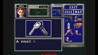 Resident Evil 3: Nemesis (PlayStation) - (Longplay | Secret Weapons | Hard Difficulty)