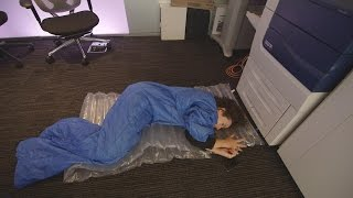 Nap at Work: Four Products to Sleep at the Office