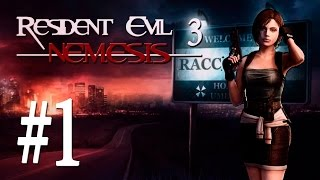 "Resident Evil 3: Nemesis | En Español | Capitulo 1 | ""Comienza la pesadilla"""