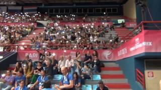19-06-2016: Bari WGP - Il PalaFlorio di Bari si illumina di Volley
