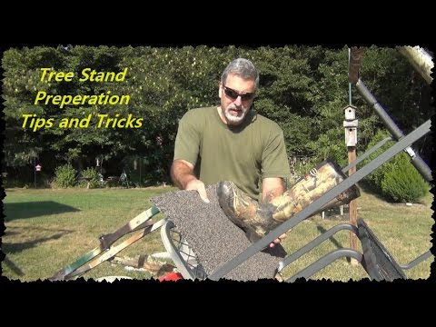Tree Stand Tricks And Tips Pt 2 Youtube