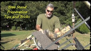 Tree Stand Tricks and Tips Pt. 2