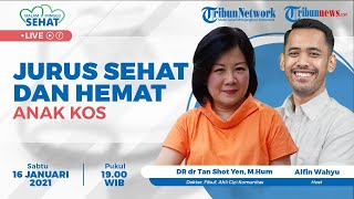 Download lagu 🔴MALAM MINGGU SEHAT: Jurus Sehat Tetap Hemat ala DR dr Tan Shot Yen