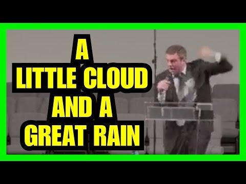 """A Little Cloud And A Great Rain"" – Matthew Tuttle"
