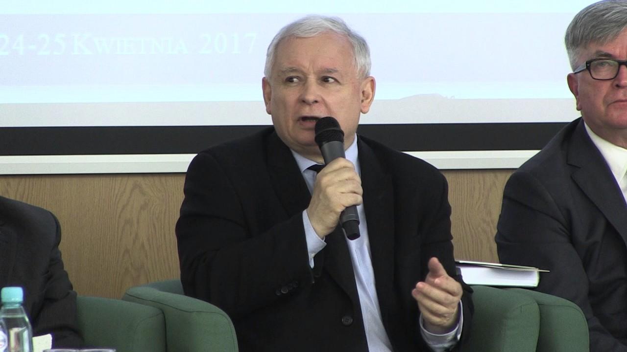 Jarosław Kaczyński – Wystąpienie Prezesa PiS na konferencji poświęconej pamięci Prof. Z. Gilowskiej