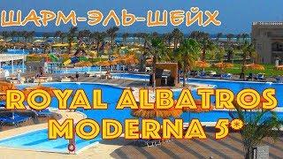 Royal Albatros Moderna 5 Шарм Эль Шейх Египет обзор отеля
