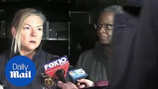 Alabama police officer fatally shot while arresting suspect