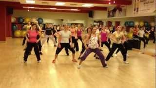 Boom Shak A Tak - Zumba fitness dance By Mariann