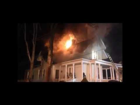 Southington House Fire