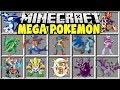 Minecraft MEGA POKEMON MOD | CATCH THE STRONGEST POKEMON IN MINECRAFT!!