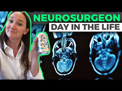 Day In The Life Of A Neurosurgeon!