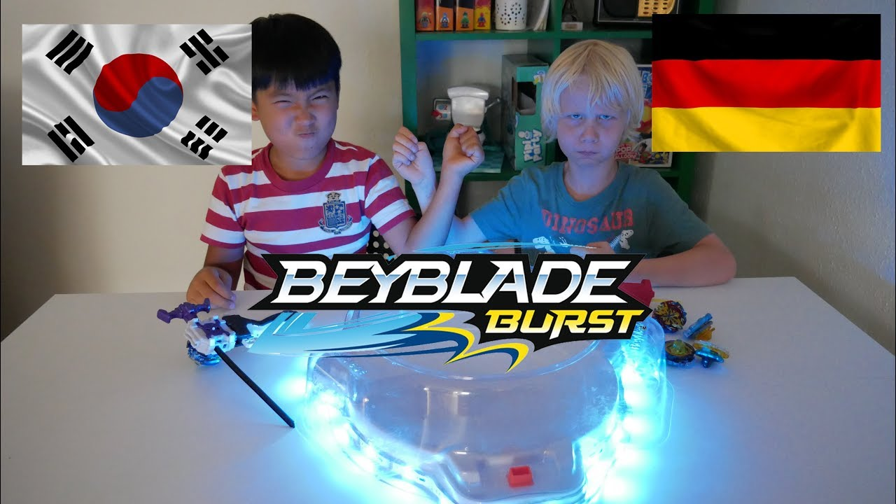 Beyblade Spiele