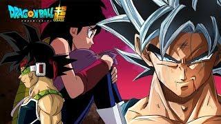 Dragon Ball Super Movie: Bardock and Gine Return!? Goku