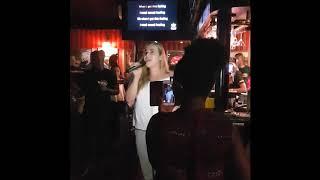 Karaoke Night - Honeysuckle Labone , Accra , Ghana September 2018