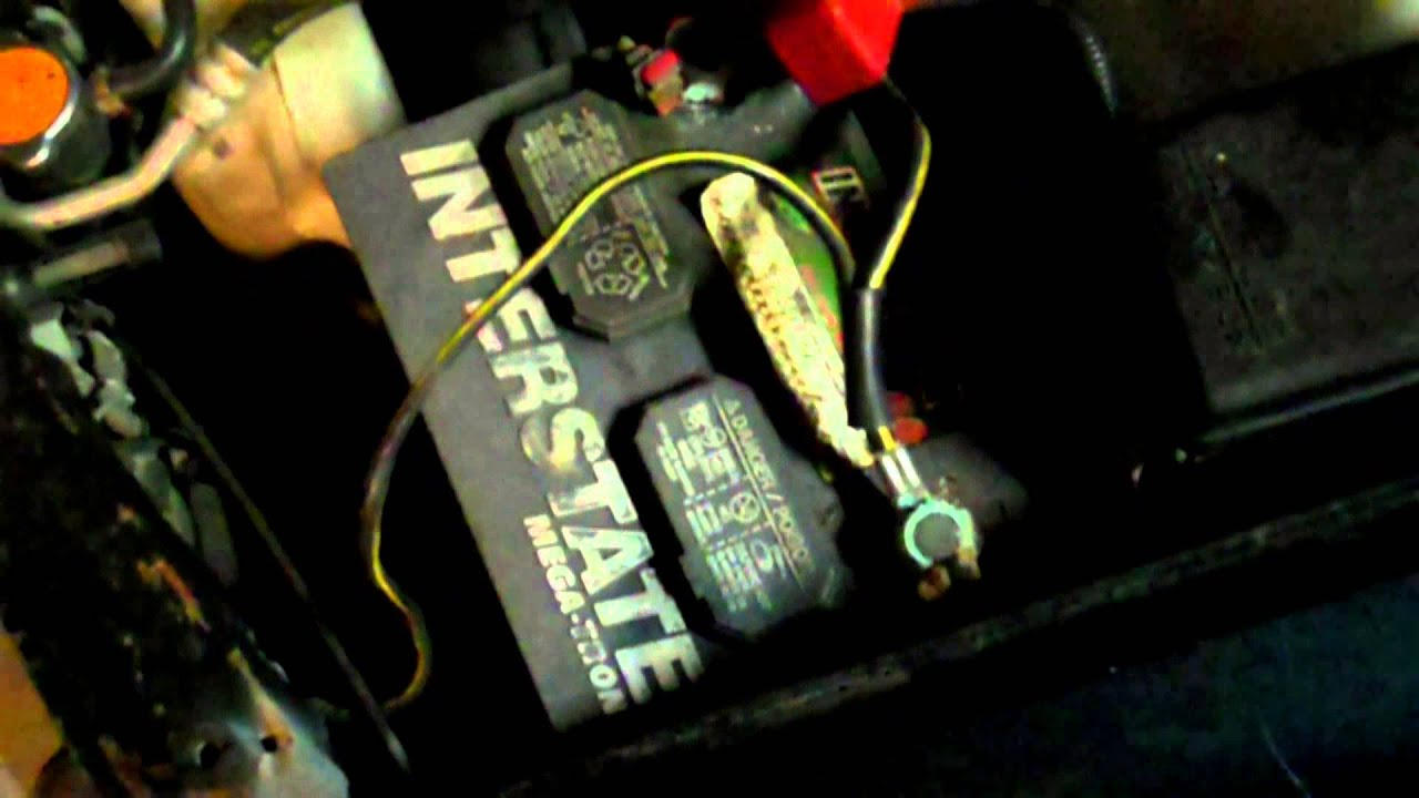 Battery Terminals Subaru Legacy Youtube Forester Fuse Box