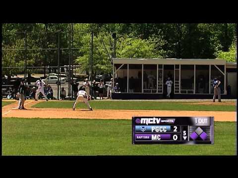 Region XX Baseball Championship: Montgomery College vs. Prince George's C.C.
