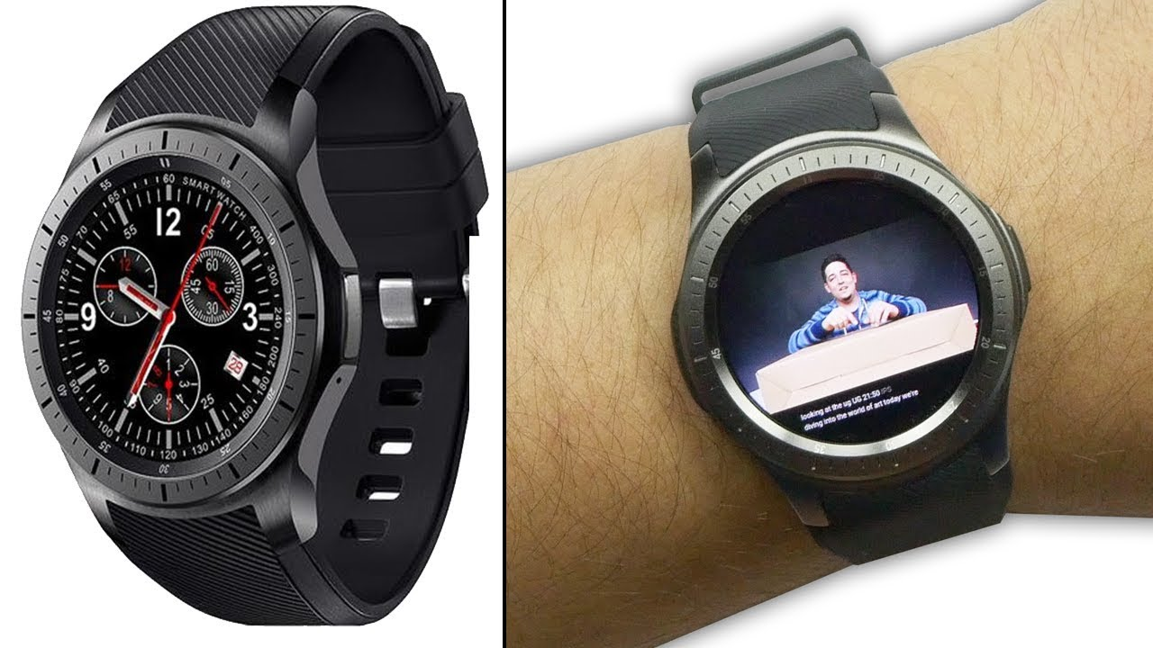 Awesome Men s Smart Watch - YouTube 7b5acca2896b