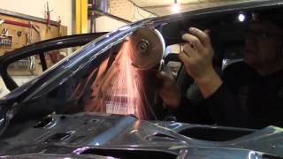 Кузовной ремонт. Шевроле Круз, готовим донора.Body repair.(Body repair. Кузовной ремонт автомобилей в гараже. Подробности на моем сайте. http://remontkuzova.blogspot.ru/ Комментарии..., 2016-04-22T18:04:34.000Z)