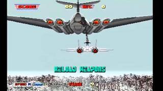 AFTER BURNER II (ARCADE / SATURN - FULL GAME)