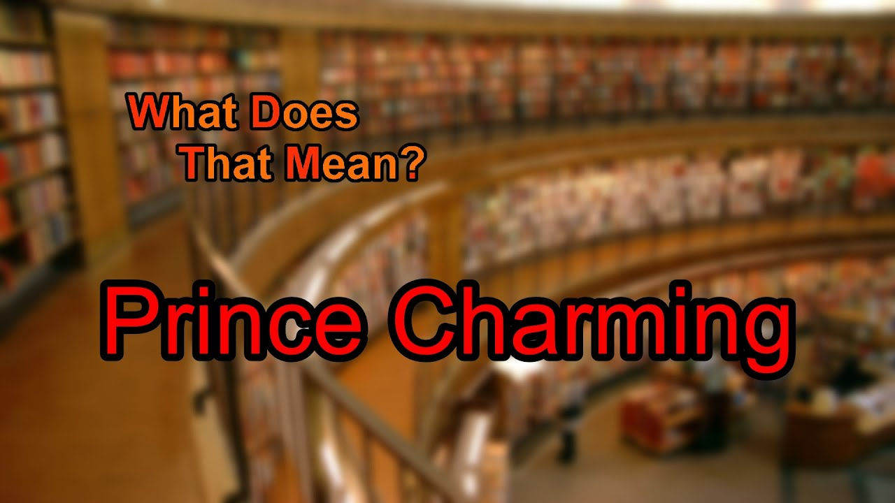 what is meant by charming
