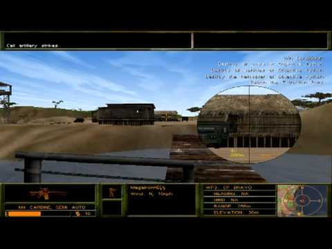 Delta Force 2 PC Mission Demolition 101