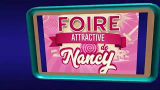 Foire attractive Nancy 2019