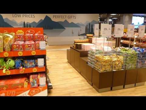 Heinemann Duty Free at Oslo Airport. Part II
