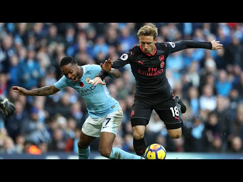 Wenger bemoans referee after Manchester City outclass Arsenal