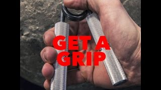Grip Training--The Ends and Outs with Joe Musselwhite