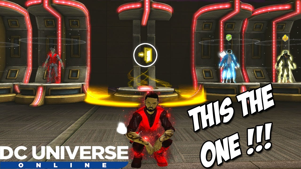 Download DCUO: I Am Done ...