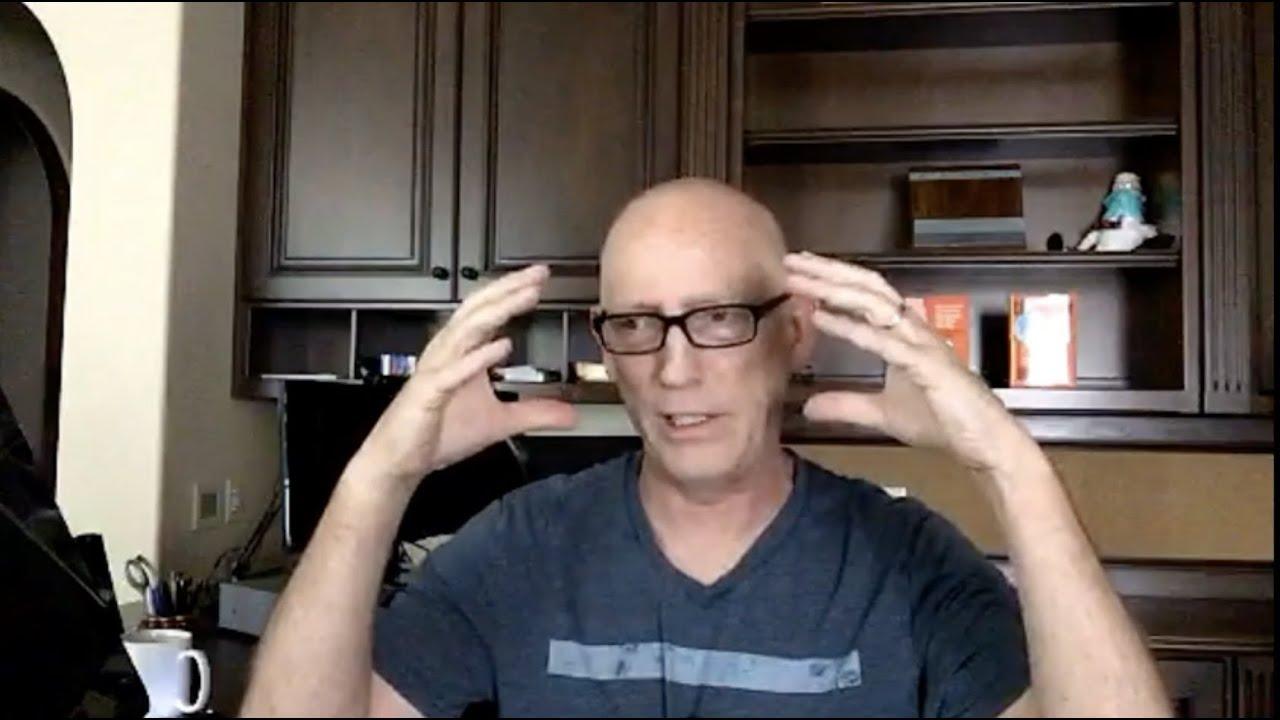 Episode 1081 Scott Adams: Mental Illness vs Coronavirus Opinion, Biden Decomposes, Axios, More