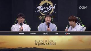 [KOR] Blade & Soul Tournament 2018 KOREA Season 2 - 결승전