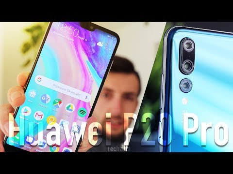 💥Il VERO flagship PREMIUM ! - Huawei P20 Pro Review
