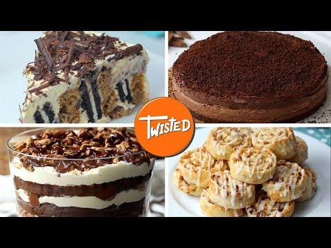 7 Homemade Dessert Recipes | Twisted